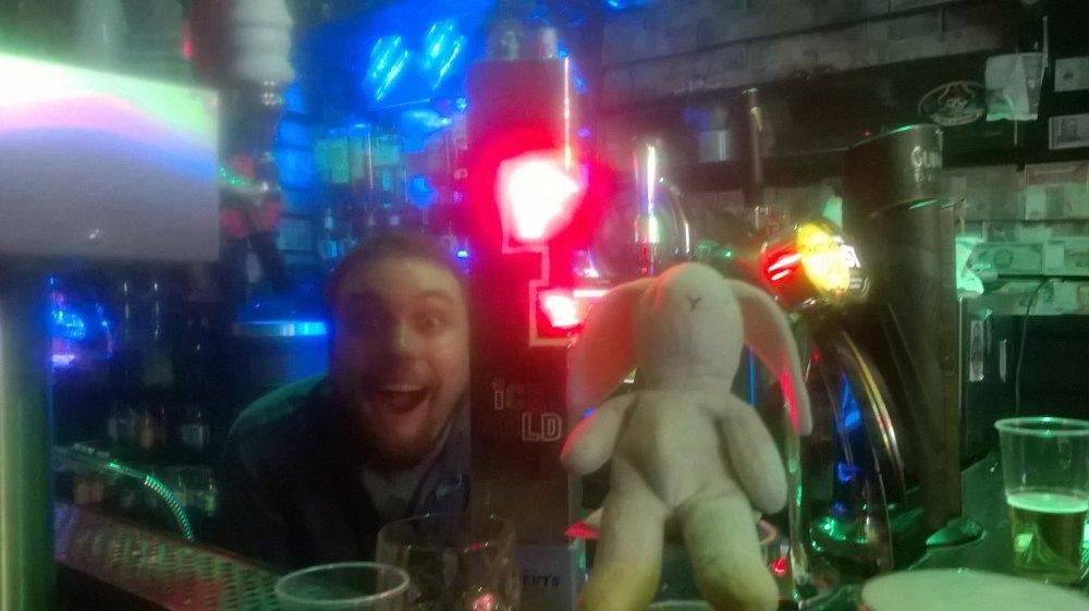 Dive Bar Staff