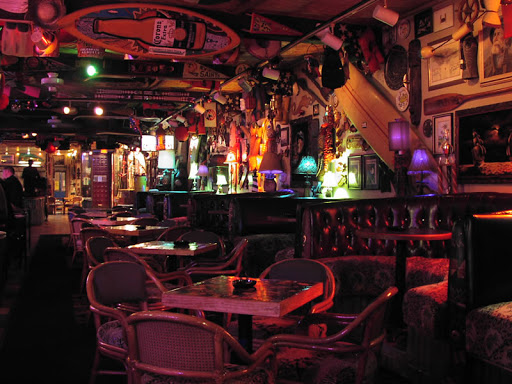 Dive Bar Seating