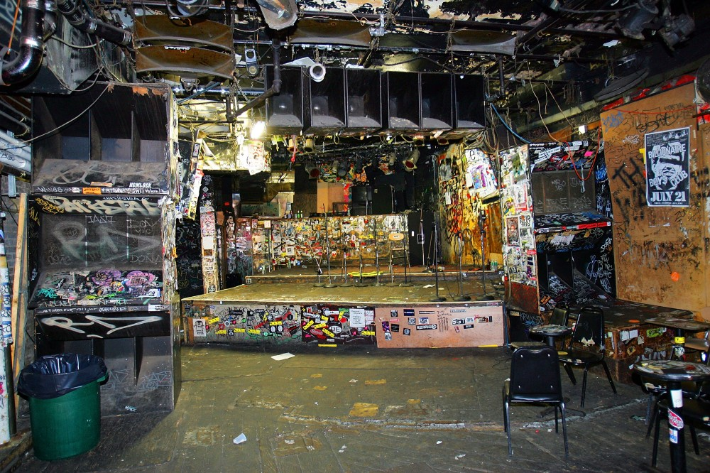 Dive Bar Stage