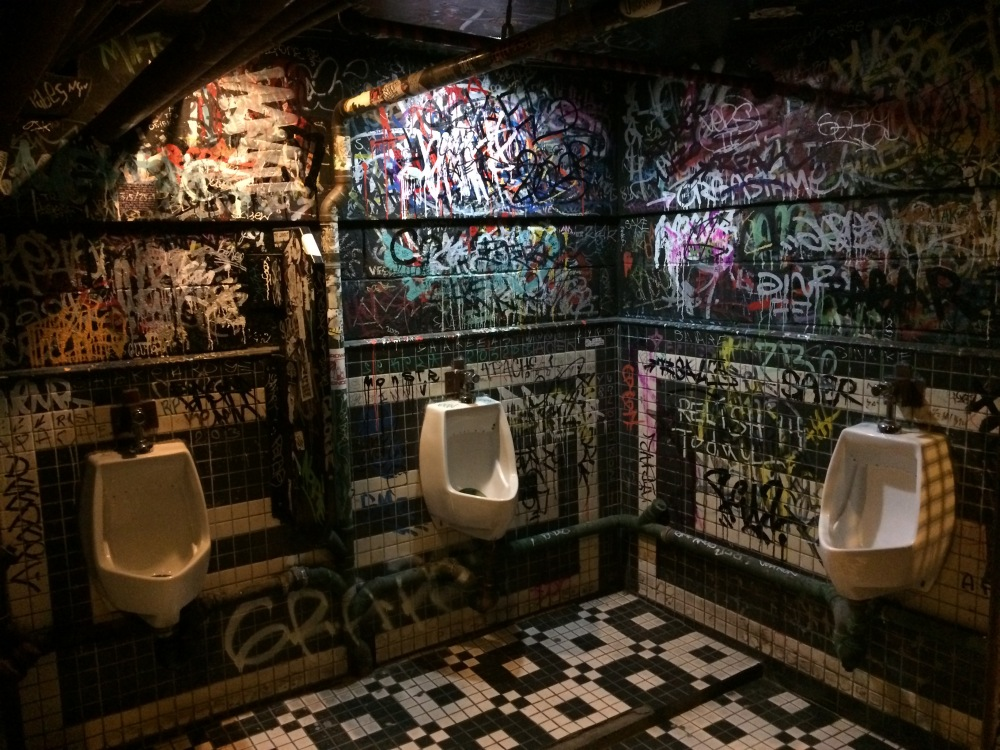 Dive Bar Gentleman's 'Restroom'