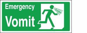 emergency vomit