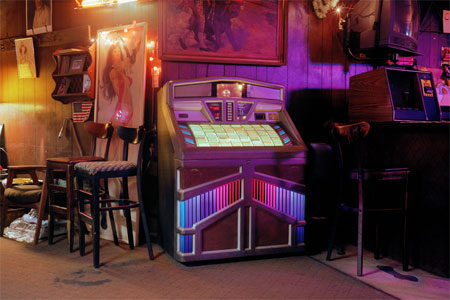 Dive Bar Jukebox