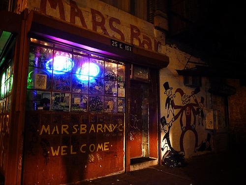 Essense de la dive bar dive bar discourse - Dive bar definition ...