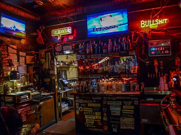 Classic Dive Bar Asthetic
