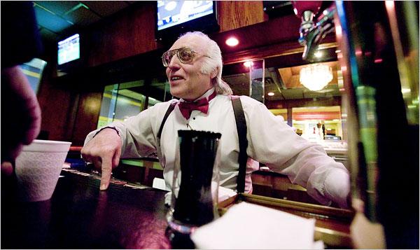 Another dive bar bartender
