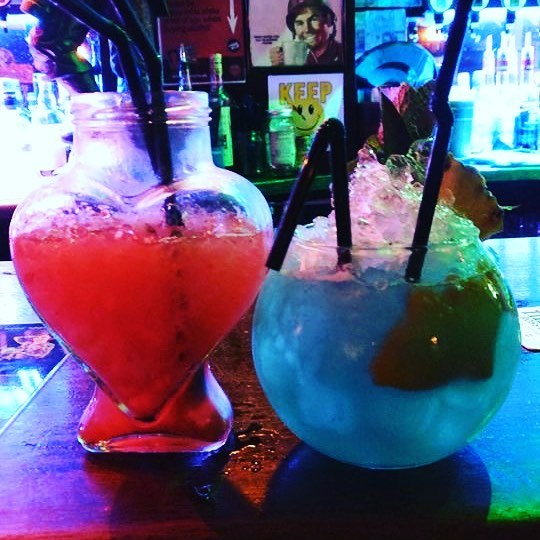 Dive Bar Cocktails