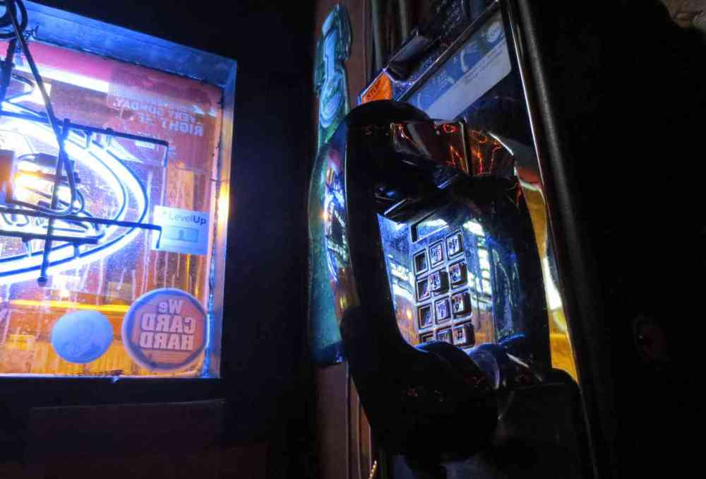 Dive Bar Pay Phone