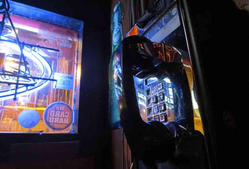 Dive Bar Pay Phone